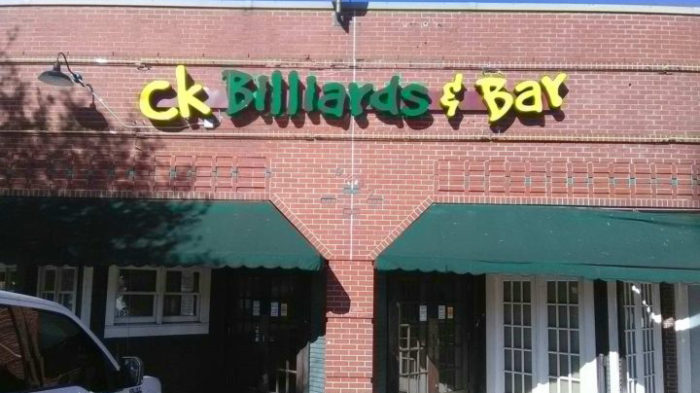 ck billiards