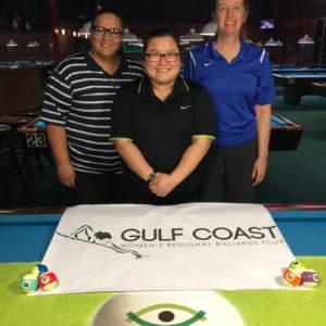 Jennifer Yo Wins First Event on Gulf Coast Tour