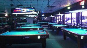 Bogies Billiards Houston Texas