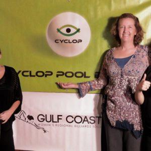 Eaton Dominates on Gulf Coast Tour