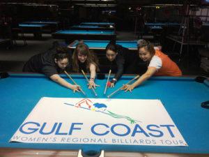 Ng Stings on Gulf Coast Tour